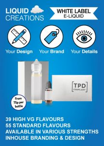 E Liquid Wholesaler UK
