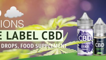 CBD White Labelling Now Available!
