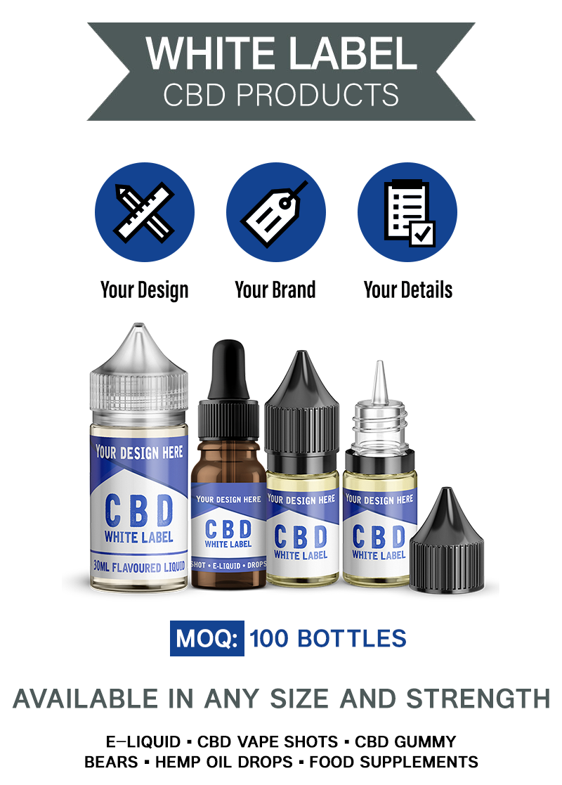 CBD-White-Lable | Wholesale E Liquid UK & Ireland | E Liquid