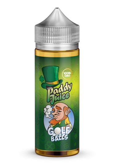 Paddy Juices Golf Balls