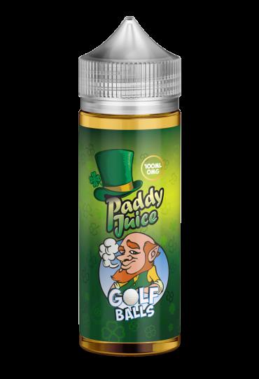 Paddy Juices Golf Balls