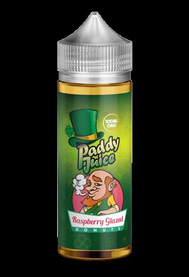Paddy Juice Raspberry Glazed Donuts
